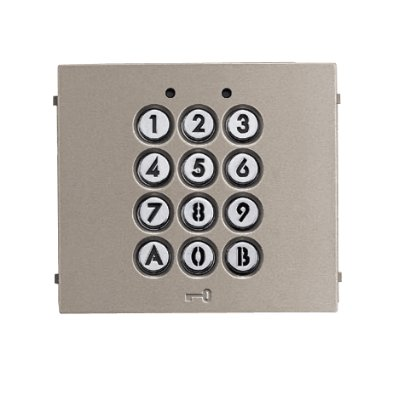 GFAC GT ,GH or GF Panel Mount Keypad